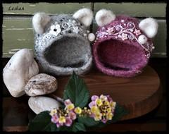 Custom Order for Gladys (Leshan1) Tags: leshan leshanhelmet leshanhat middie middieblythe hat helmet crochet order customorder middiehelmet middiehat kitty kittyhelmet leshancrochet leshanmiddie blytheleshan