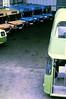 Slide 110-85 (Steve Guess) Tags: isleofwight england gb uk solent ryde st johns bus depot garage ford transit bristol vrt ecw southern vectis svoc minibus