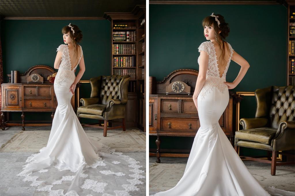 婚攝小勇, 小寶團隊, 自助婚紗,niniko,Che?ri 法式手工婚紗-011