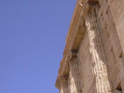 Palmyra (Tadmor), Cella des Baal-Tempels