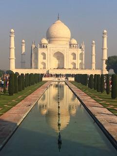 For the beloved Mumtaz Mahal