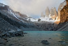 Torres del Paine Sunrise (Photo_Flow) Tags: landscape landschaft torresdelpaine nationalpark lagunatorres hiking trekking sunrise mountains berge bergsee lake sonnenaufgan 7dii patagonia southamerica 2017