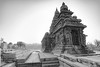Shore Temple (B&W) (sr_ravi) Tags: shoretemple mahabalipuram mamallapuram granitemonolith historicalmonument unescoheritagesite tamilnadu tamilnadutourism chennai