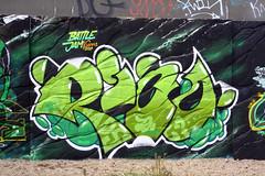 Rico (Herbalizer) Tags: rico graffiti vienna wien austria österreich wall wand jam battle donaukanal danube canal