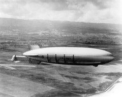 henry cord meyer image (San Diego Air & Space Museum Archives) Tags: aviation aircraft airship dirigible lighterthanair unitedstatesnavy usnavy usn navalaviation ussakronzrs4 ussakron zrs4 goodyearzeppelincorporation goodyearzeppelin goodyear zeppelin maybach maybachvl2 vl2 hangar1 hangarone airshiphangar hangar dirigiblehangar sunnyvale sunnyvalecalifornia sunnyvaleca moffettfield navalairstationsunnyvale