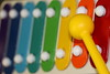Xylo Phone- Macro Mondays, Member's Choice - Musical Instruments (Gopalan Photography) Tags: memberschoicemusicalinstruments macromondays mulitcolors xylophone vivid colors macro