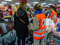 Collecte de la Banque Alimentaire - Novembre 2017 (Croix-Rouge française à Suresnes) Tags: croixrouge hautsdeseine banquealimentaire collecte alimentaire suresnes bénévolat bénévoles générosité epiceriesociale information