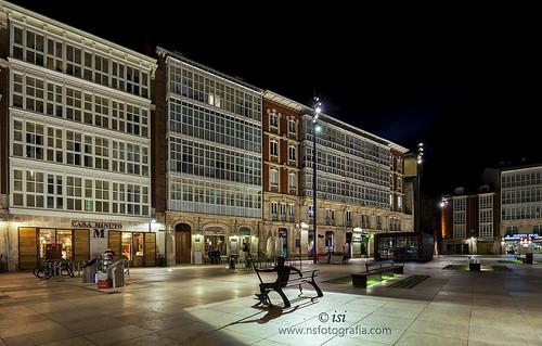 Plaza San Fernando - Burgos 8657