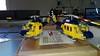 Lego McDermott Aviation Bell 204 & 214B (merlo0006) Tags: mcdermott aviation bell helicopter uh1b huey lego