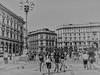Mailand - Street (michaelhertel) Tags: mailand milano italy italien sw bw monochrome nik silvereffex people street