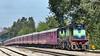 13056 KJM WDG3A GC (TheRailzone) Tags: wdg3a roro konkan railways indian alco luxury train golden chariot
