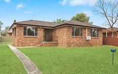 1 Santiago Place, Seven Hills NSW