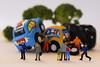 Car Crash (.MARTINE.) Tags: martine nikond800 macro 105mm autos cars ongeluk botsing crash miniatures miniaturen daglicht daylight
