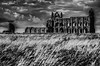 Draculas Home (EXPLORED #56 12/13/2017) (meepeachii) Tags: whitby abbey uk england greatbritain dracula bramstoker bw blackandwhite englishheritage holiday travel nikon d5100