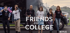 Enjoy Friends from College Season 2 on Roku (Roku Activation Code) Tags: roku code setup