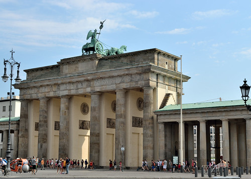 Brandenburg Gate, Berlin 2015