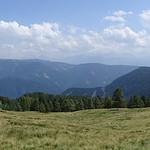 Panorama Blick ins Sarntal thumbnail