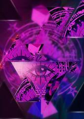 Kawaii eye of providence (Tafoyovsky) Tags: cicada3301 trippy esoteric alchemy gnostic illuminati discordialism dark terror geometric sacred