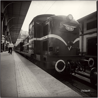 The Presidential Train_Hasselblad