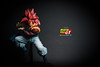 Dragon Ball - SCultures 7 - SS4 Gogeta-4 (michaelc1184) Tags: dragonball dragonballz dragonballgt dragonballsuper saiyan gogeta ss4 goku vegeta bandai banpresto anime manga figures toys