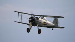 Gloster Gladiator (PVJ Photography 2012) Tags: gloster gladiator