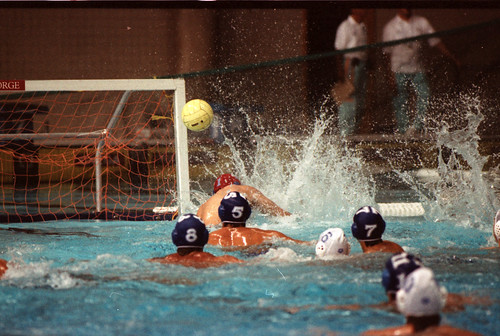 09 Waterpolo EM 1993 Sheffield