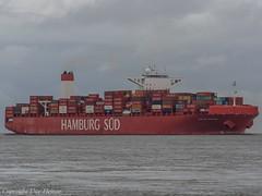 Cap San Raphael 1 (U. Heinze) Tags: ship schiff vessel nordsee meer cuxhaven elbe olympus