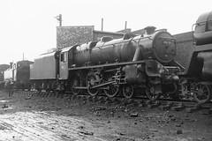 44731 (Gricerman) Tags: lostockhall lostockhallshed black5 black5class 460 44731 steam steambr steammidland midland midlandsteam midlandsteambr br britishrailways brsteam brmidland lms