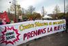 Front Social : Marche sur l'Élysée (dprezat) Tags: paris frontsocial marchesurlelysée macron antisocial manifestation protest contest loitravail ordonnance opposition politique syndicat people street nikond800 nikon d800
