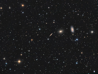 Galaxies in Draco