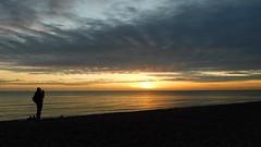 DSCN4961 (loolabub) Tags: murmuration brighton beach sunset southcoast brightonpier starlings seabirds