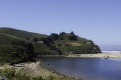 Highway 1 at San Gregorio Beach (dcnelson1898) Tags: sangregorio sanmateocounty highway1 coast beach ocean