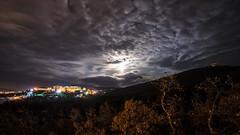 Moonlight scene (drstar.) Tags: moonlight clouds yozgatçamlığı nikond610 flickrturkey