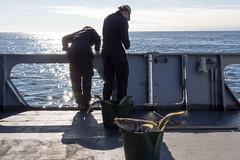 Catch (vetmal) Tags: barentshavet bjørnøya kvsenja kystvakten fiske mannskap