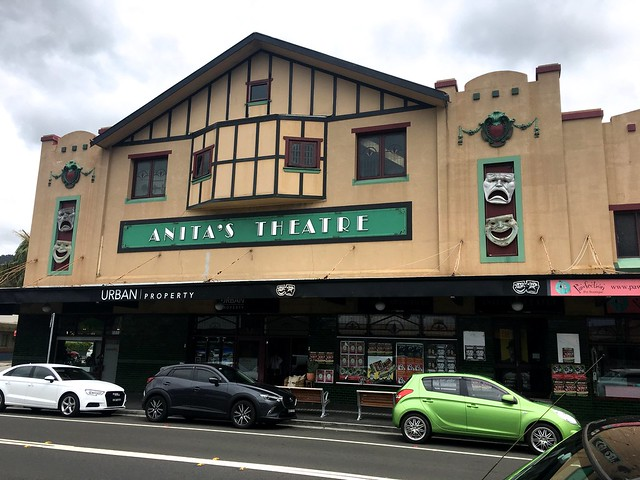 The Sort of Famous Anita's Theater