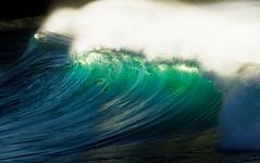 Bronte wave at dawn (David Marriott - Sydney) Tags: bronte newsouthwales australia au wave dawn sunrise water ocean sea sydney nsw