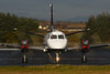 G-LGNG Saab 340A EGPH 25-11-17 (MarkP51) Tags: glgng saab 340b loganair lm log turboprop commuter edinburgh airport edi egph scotland aviation aircraft airliner airplane plane image markp51 nikon d7200 sunny sunshine aviationphotography