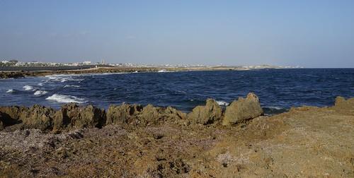 Somalia ocean view
