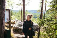 kammiovuori-nakoalapaikka_4-eetulinnankivi_29794664491_o (Outdoors Finland) Tags: kammiovuori mennäänmetsään sysmä näköalapaikka