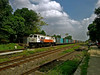 CC206 1356 Sdt Ft Ka Angkutan Kontener (baderpedia) Tags: baderpedia keretaapi keretaapiindonesia railfans railfansindonesia railways tambun