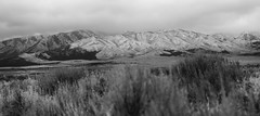 Sonwfall in Utah (Brett Ritzmann) Tags: brettritzmann utah rush valley tooele snow mountains greatestsnowonearth lifeelevated nikon nikond600 nikonafsnikkor2470mmf28ged blackandwhite