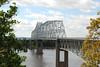 Illinois - Chester Bridge (Jim Strain) Tags: jmstrain chester illinois