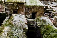 Orvieto - Necropolis - 12-12-12 (mosley.brian) Tags: italia italy orvieto etruscannecropolis crocefissoditufo etruscan necropolis