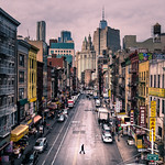 Chinatown - New York - Color street photography thumbnail