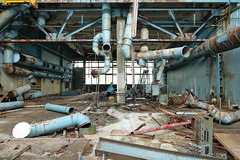 Jupiter Factory (scrappy nw) Tags: jupiterfactory factory industrial soviet machinery abandoned scrappynw scrappy derelict decay forgotten canon canon750d chernobyl chernobyldisaster pripyat urbex ue urbanexploration urbanexploring ukraine