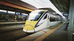 KTM Seremban (KB13) Komuter Station - Jalan Tuanku Antah - http://4sq.com/cFlpLZ #travel #holiday #trainstation #railwaystation #Asia #Malaysia #旅行 #度假 #火车站 #亚洲 #马来西亚 #森美兰 #negerisembilan #serembam