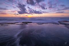 Terrigal (TMCiantar) Tags: landscape seascape water ocean sunrise sunset clouds colour nisi