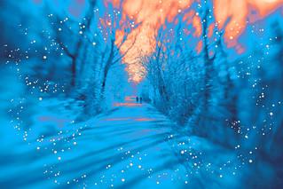 walk to infinity