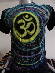 fluor (Dado Art - Aerografias) Tags: fluor fluorescente psicodelica camiseta feitoamão tshirt psy om