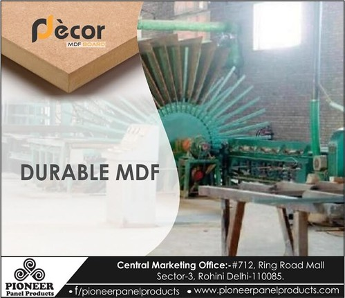 Durable MDF
